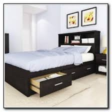 queen beds with drawers. Fine Drawers Fascinating Queen Frame With Storage Bed Drawers Size Full Platform Lovely  In Beds E