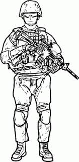 Army Soldier Coloring Pictures Gusto Coloring Pages To Print Army