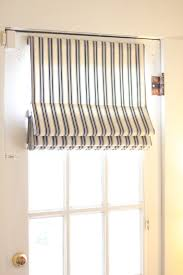 Image of: French Door Curtains With Folding