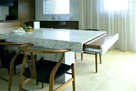 dining tables marble round dining table set granite bar black kitchen classy ro