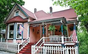 Bridgeford House Bed & Breakfast Eureka Springs B&B & Weddings