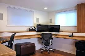 basement office design. Simple Basement Awesome Small Basement Office Ideas Design Great  Home  Inside