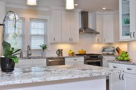 White Kitchens With Granite Countertops Granite Prefab Bathroom Kitchen Stone Countertops