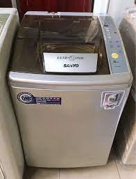 Máy giặt cũ Sanyo thùng nghiêng ASW-U680HT 6.8kg