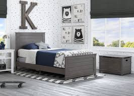farmhouse twin bed. Exellent Farmhouse Delta Children Rustic Grey 084 Monterey Farmhouse Twin Bed 536270  Hangtag In N