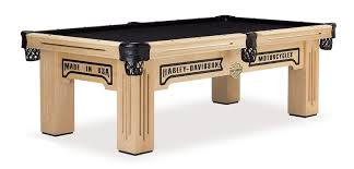 Harley Davidson Pool Table by Olhausen Billiards