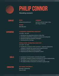 Ux Design Resume Impressive Customize 48 Resume Templates Online Canva