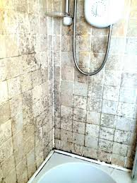 clean shower tile and grout clean tile shower best way to clean tile shower tile designs