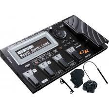 <b>Гитарный процессор roland gr-55gk</b> bk