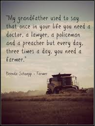 Farm Life Quotes Fascinating They Work So Hard Saying Pinterest Farming Country Quotes