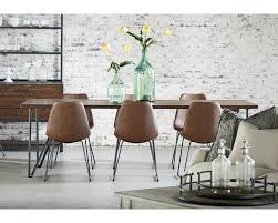 Hairpin dining table Drop Leaf Hairpin Dining Table Magnolia Home Furniture Hairpin Dining Table Magnolia Home