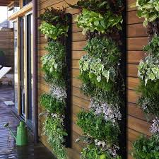 living wall planter large vertical