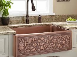 Kitchen Sinks  Fabulous Apron Style Sink Apron Farm Sink Farm Barn Style Kitchen Sinks