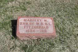 Margery Martha Fitzgerald (1904-1918) - Find A Grave Memorial