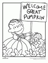 Small Picture great pumpkin coloring page 231x300 Its the Great Pumpkin Charlie