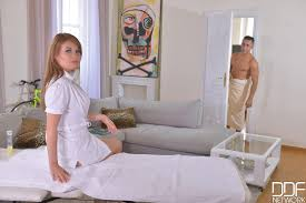 Massage Therapist Courtney Blue Let Mugur Deserves An Awesome.