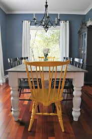 this is a table that would take a larger kitchen or dining area but it sure is beautiful it has a solid wood top