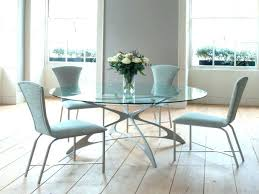 dining table round glass top kitchen top dining table set 4 chairs round glass for 6 dining table round glass top