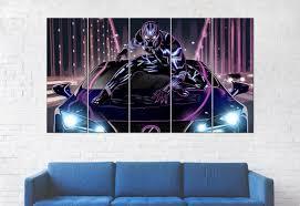 comics multi panel wall art