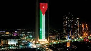 صور.. أبوظبي تحتفي بذكرى استقلال الأردن - صحيفة الاتحاد