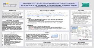 Nursing Assessment Charting Standardization Of Electronic Nursing Documentation In