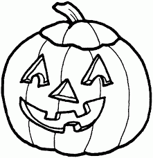 Pumpkin Coloring Pages To Print L