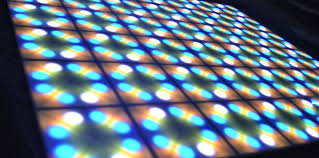 latest technology in lighting. 2016 Latest DJ Stage Effect Light Music Rhythm Lights Size 60*60cm Flower LED Dance Floor Technology In Lighting A