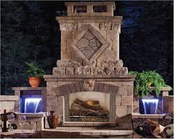 venetian outdoor gas fireplace kits