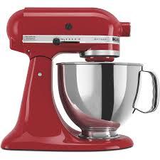 kitchenaid 4 5 qt mixer. kitchenaid artisan 5-quart 10-speed empire red stand mixer kitchenaid 4 5 qt l