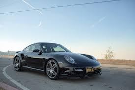 2007 Porsche 911 Turbo - Black - Rennlist - Porsche Discussion Forums