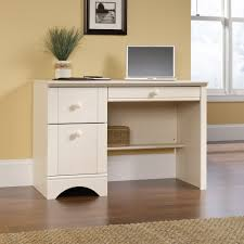 computer desk with locking drawer cabinet desks tables for less