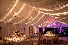 large chandeliers wedding miami