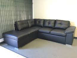 real leather sectional sofa