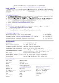 Best Resume Software Print Best Resume Template For Software Developer Best Software 80