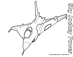 ferocious fighter jet planes coloring free with jets pages
