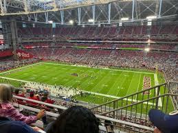 Arizona Cardinals Stadium 3d Seating Chart Photos At State Farm Stadium