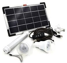 Best Waterproof Outdoor Solar LED WallLandscapeSecurity Solar Power Lighting Kits