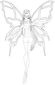Winx Club Believix Free Coloring Pages On Art Coloring Pages