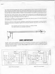 genie garage door openers wiring diagram genie wiring diagrams