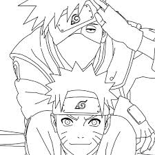 Coloring Coloring Pages Coloring Pages Pertaining To Coloring Naruto