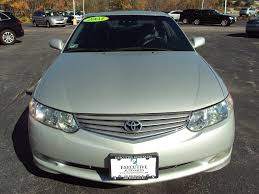 2003 Toyota CAMRY SOLARA SLE Stock # 1530 for sale near Smithfield ...