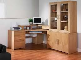 corner office desk hutch. Lovable Design Corner Desk With Hutch Ideas Oak Computer Office E