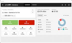 Free Attendance Software Online Primaerp