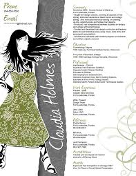 Fashion Industry Resume Templates Gallery Of Resume Fashion By Orangeresume On Deviantart Fashion 20