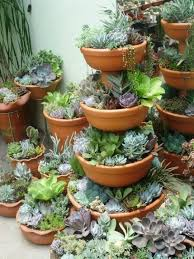 Small Picture Tiered Terracotta Garden Design JARDINES Pinterest