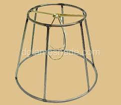 chandelier shade frame