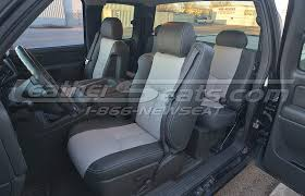 chevrolet silverado leather interiors