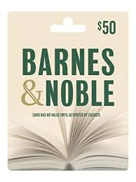 Barnes & Noble Gift Card $50: Gift Cards - Amazon.com