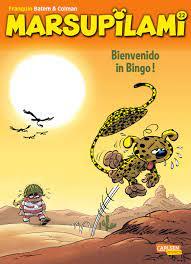 Marsupilami 22: Bienvenido in Bingo!: Abenteuercomics für Kinder ab 8 (22)  : Franquin, André, Colman, Stéphan, Batem, Le Comte, Marcel: Amazon.de:  Bücher