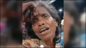 Woman Sings Ek Pyaar Ka Nagma At Ranaghat Railway Station In Bengal
